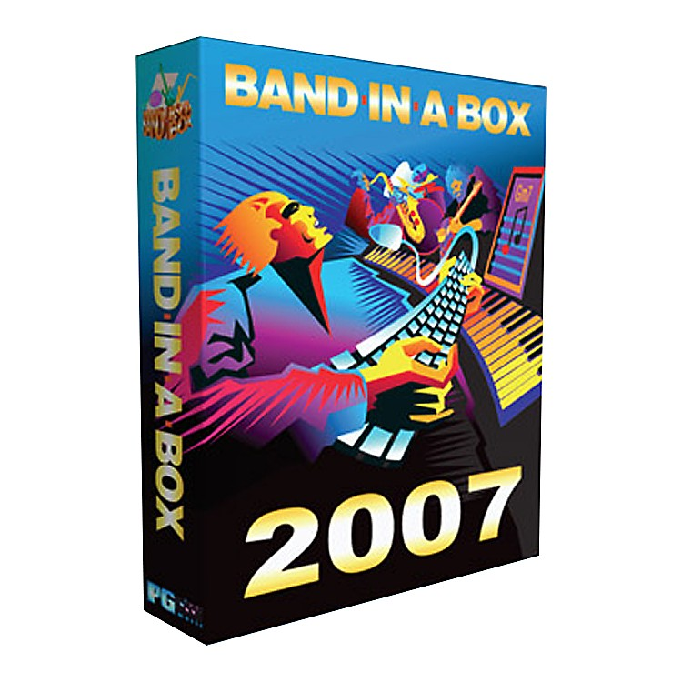 PG MusicBand In A Box Pro PC