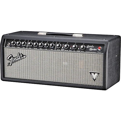 Fender Band-Master VM 40W Tube Guitar Amp Head