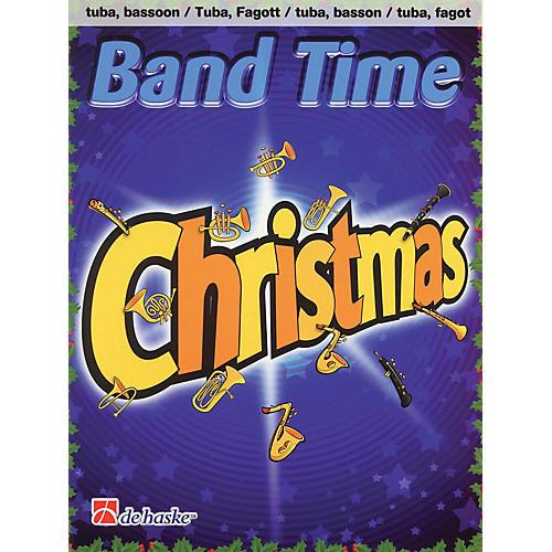 De Haske Music Band Time Christmas De Haske Play-Along Book Series Softcover Arranged by Robert van Beringen-thumbnail