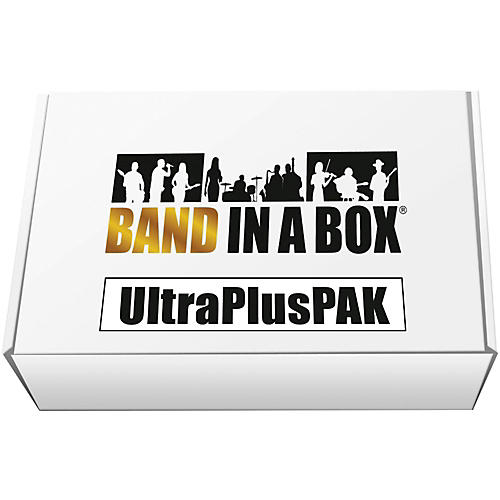 PG Music Band-in-a-Box 2017 UltraPlusPAK (Windows)-thumbnail