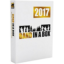PG Music Band-in-a-Box Pro 2017 (Windows)