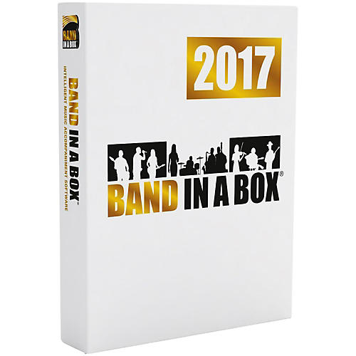 PG Music Band-in-a-Box Pro 2017 (Windows)-thumbnail