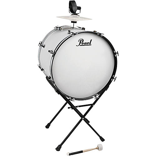 Pearl Banda Tambora Bass Drum and Stand 24 inch x 18 inch