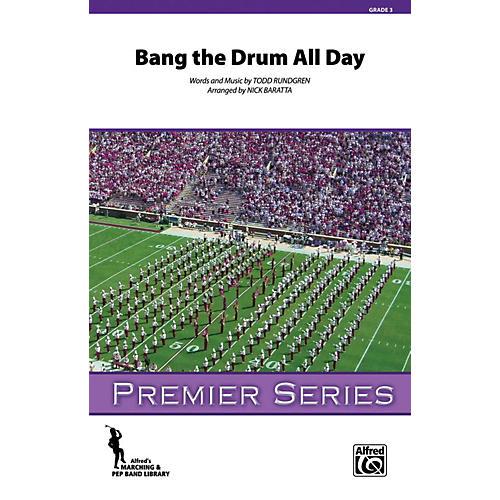 Alfred Bang the Drum All Day Grade 3 (Medium)-thumbnail