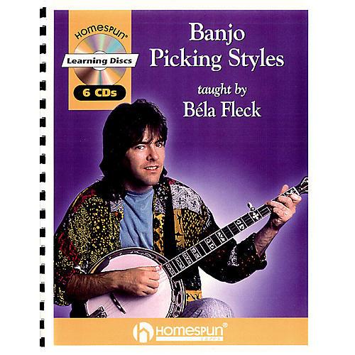 Homespun Banjo Picking Styles Banjo Series Performed by Béla Fleck-thumbnail