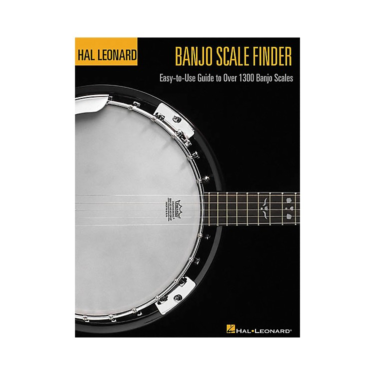 Hal LeonardBanjo Scale Finder Book
