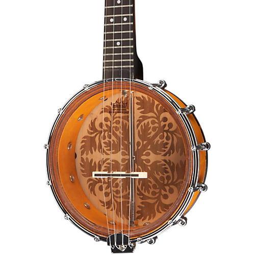 Luna Guitars Banjolele 8