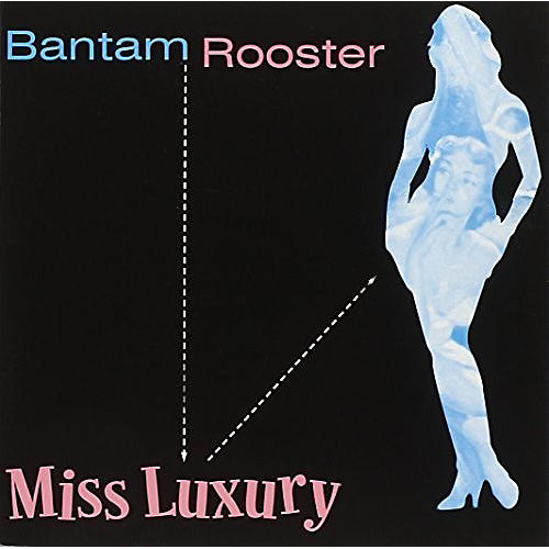 Alliance Bantam Rooster - Miss Luxury
