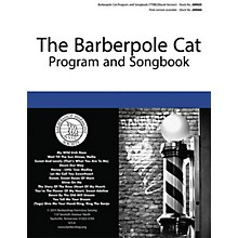Barbershop Harmony Society Barberpole Cat Songbook TTBB A Cappella composed by Various