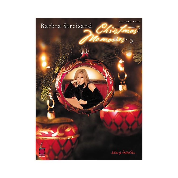 Cherry LaneBarbra Streisand - Christmas Memories Book