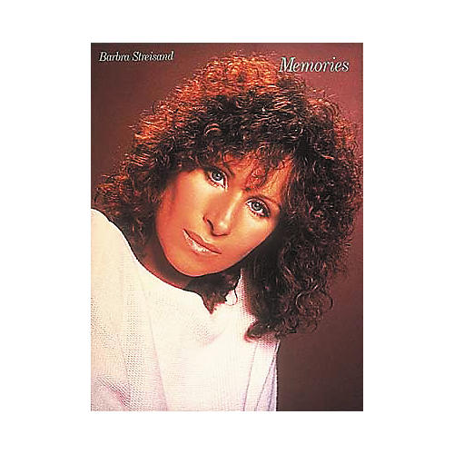 Hal Leonard Barbra Streisand - Memories Piano, Vocal, Guitar Songbook-thumbnail