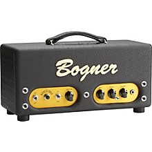 Bogner Barcelona 40W Tube Guitar Amp Head Level 1 Comet Black