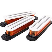 JBE Pickups (Barden) S-Deluxe Strat 3-Pickup Set White
