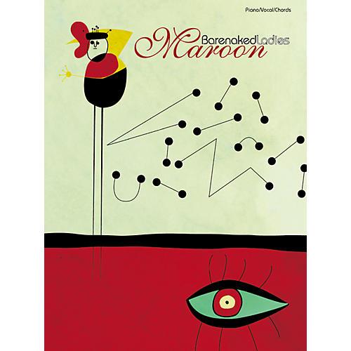 Hal Leonard Barenaked Ladies - Maroon Book-thumbnail