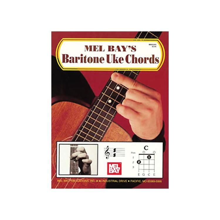 Mel BayBari Uke Chords Book