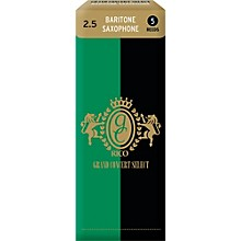 Grand Concert Select Baritone Saxophone Reed Strength 2.5