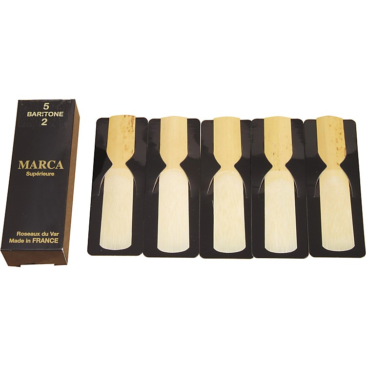 MarcaBaritone Saxophone ReedsStrength 2
