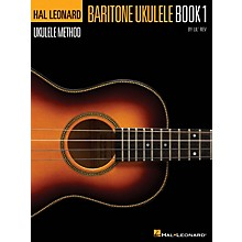 Hal Leonard Baritone Ukulele Method Book 1