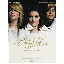 Word Music BarlowGirl - Christmas arranged for piano, vocal, and guitar (P/V/G)