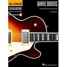 Hal Leonard Barre Chords - Guitar Method Supplement (Book/CD)