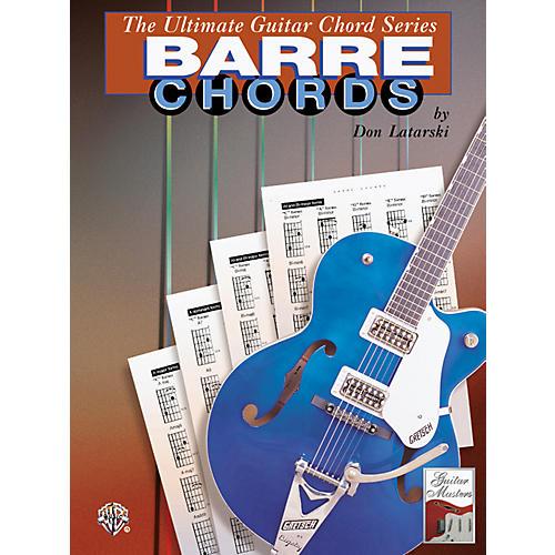 Alfred Barre Chords Book