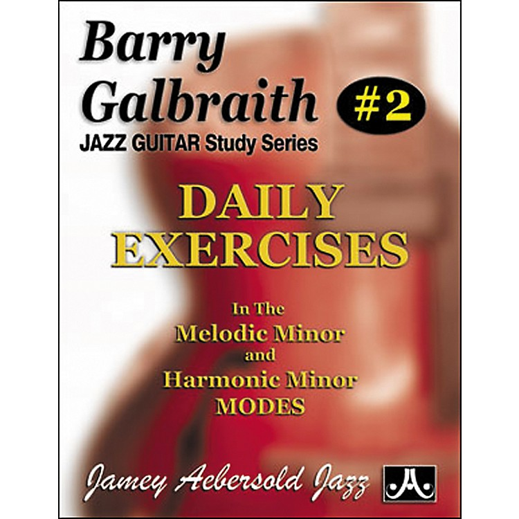 Jamey Aebersold Barry Galbraith - Daily Exercises Book