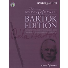Boosey and Hawkes Bartók for Flute Boosey & Hawkes Chamber Music Series Softcover with CD