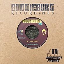 Basement Freaks - All That Funk! / Calling The Jams