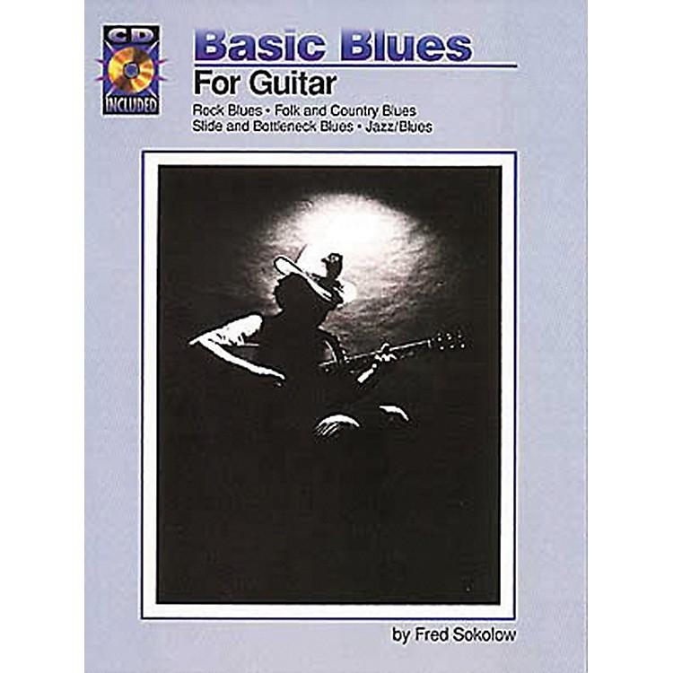 Hal LeonardBasic Blues for Guitar