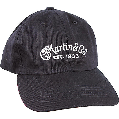 Martin Basic Embroidered Hat