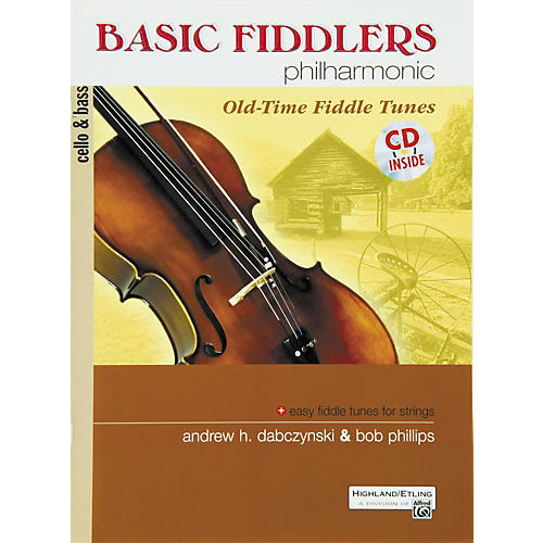 Alfred Basic Fiddlers Philharmonic: Old Time Fiddle Tunes