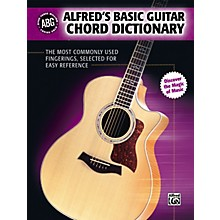 Alfred Basic Guitar Chord Dictionary (Book)