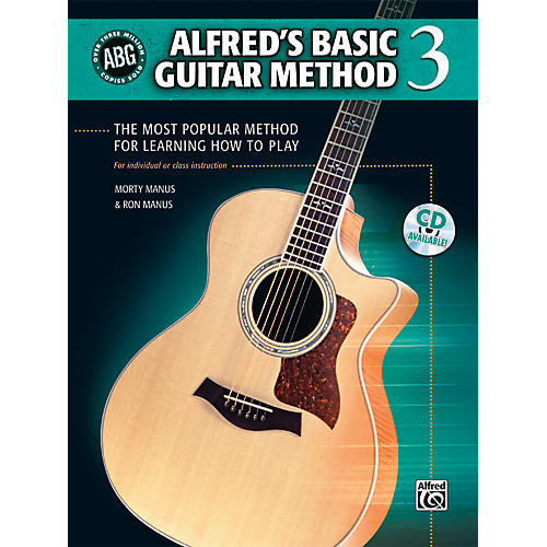 Alfred Basic Guitar Method Level 3 (Book)