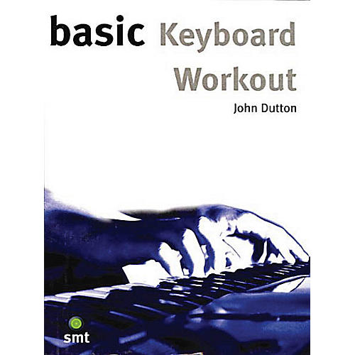 Music Sales Basic Keyboard Workout Music Sales America Series Softcover Written by John Dutton-thumbnail