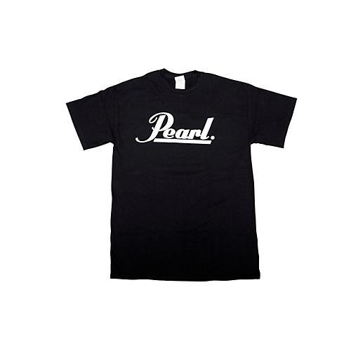 Pearl Basic Logo T-Shirt Black Small