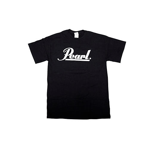 Pearl Basic Logo T-Shirt Black XL