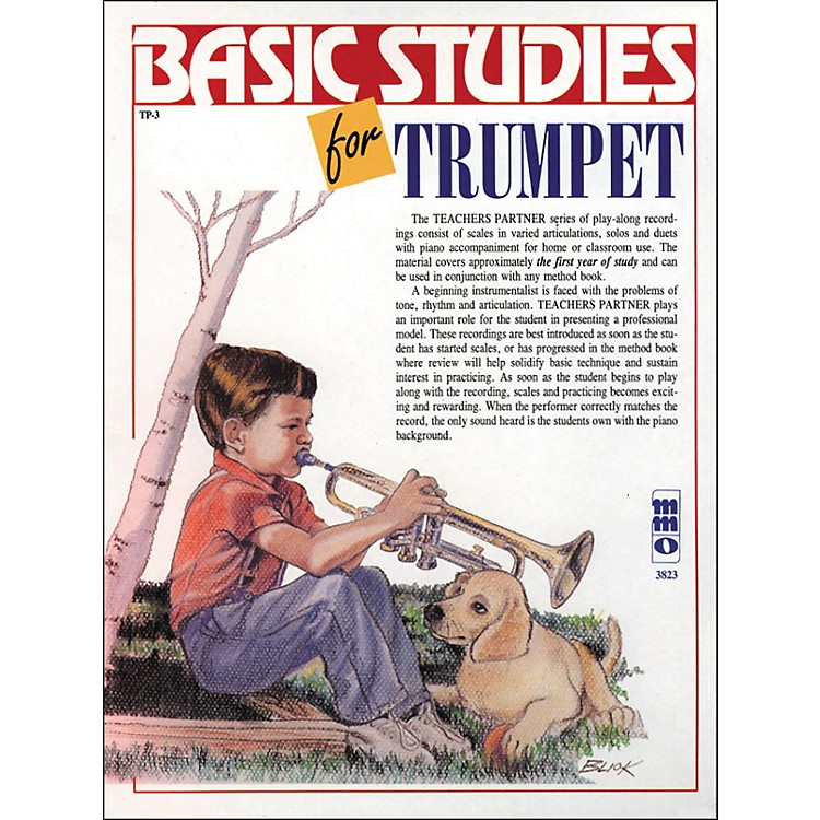 Hal Leonard Basic Studies for Trumpet