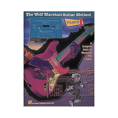 Hal Leonard Basics 1 - The Wolf Marshall Guitar Method (Book and Cassette Package)