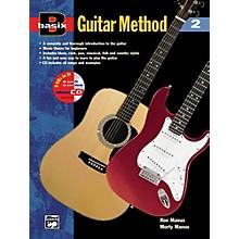 Alfred Basix Guitar Method 2 (Book/CD)