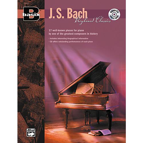 Alfred Basix Keyboard Classics: J.S. Bach