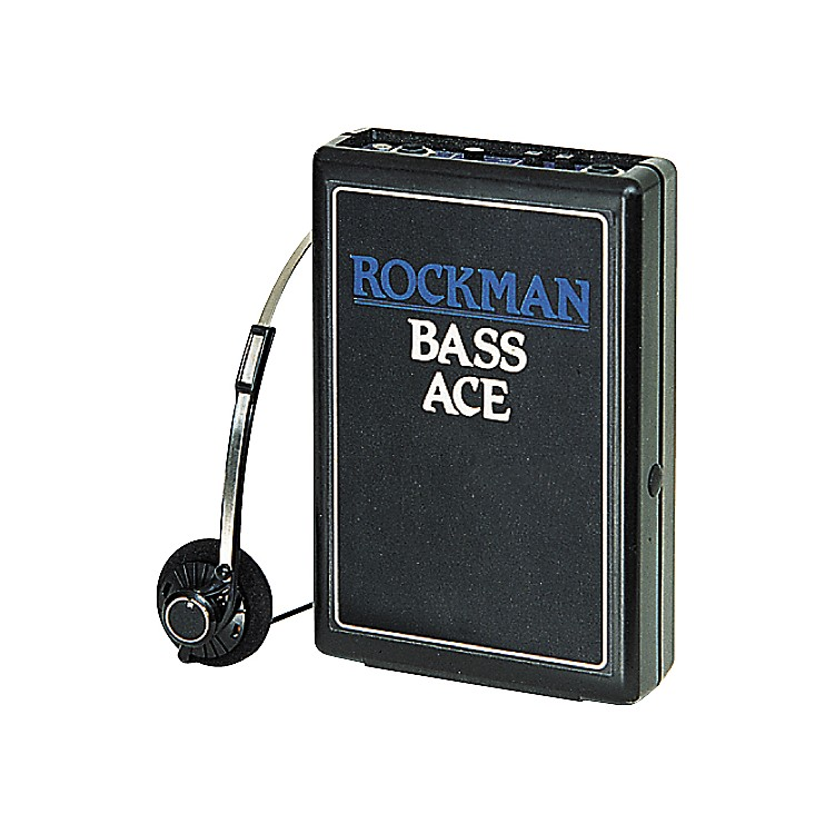 RockmanBass Ace Headphone Amp