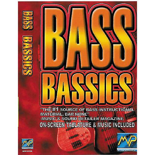 MVP Bass Basics Volume 1 (DVD)