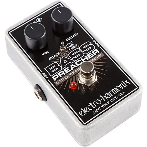Electro-Harmonix Bass Compressor/ Sustainer-thumbnail