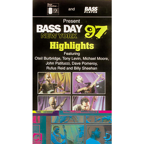 Alfred Bass Day 1997: Highlights Video-thumbnail