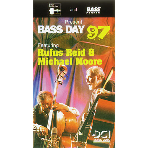 Alfred Bass Day 97: Rufus Reid and Michael Moore Video-thumbnail