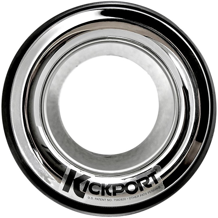 Kickport Bass Drum Sound Enhancer Chrome