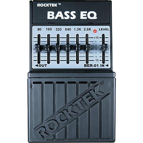 Rocktek Bass EQ