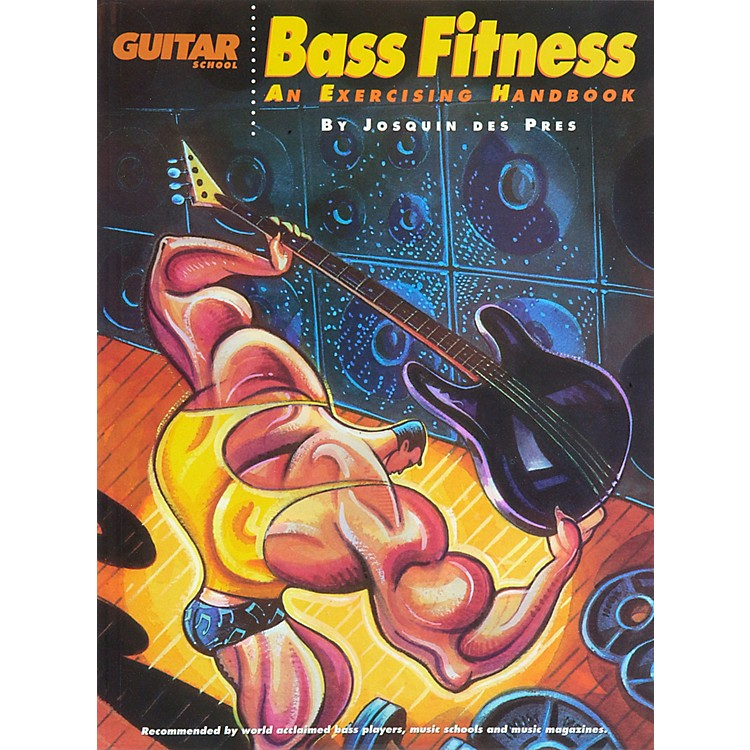 Hal Leonard Bass Fitness - An Exercising Handbook Book