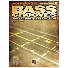 Hal Leonard Bass Grooves - The Ultimate Collection (Book/Online Audio)