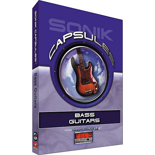 Sonik Capsules Bass Guitars Capsule-thumbnail